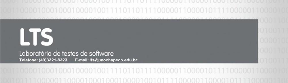 LTS – Laboratório de Testes de Software